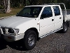 Picture Holden Rodeo 1999 Trayback Diesel 4X4 Dual Cab...