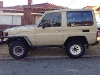 Picture Toyota bundera (4x4) for sale