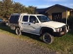 Picture 2000 TOYOTA HILUX KZN165R (No Badge)