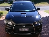 Picture Mitsubishi Lancer Ralliart Sportback (2009) 5D...
