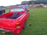 Picture Holden 5.0 Manual VG Commodore S Ute. Damaged