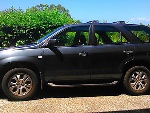 Picture 2003 Honda (aka. Acura) MDX - luxury crossover...